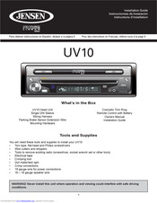 jensen uv10 stereo wiring diagram uv10 wiring diagram books of wiring diagram  uv10 wiring diagram books of wiring