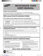 Samsung Smh2117s Xaa Manuals