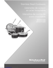 KitchenAid KCS08TPER Instructions Manual