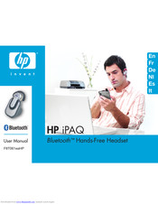 HP iPAQ F8T061eaHP User Manual
