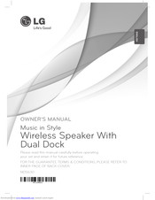LG ND5630 Owner's Manual