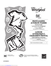 Whirlpool AUTOMATIC WASHER Use & Care Manual