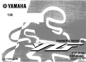 Yamaha YZF-R1M Owner's Manual