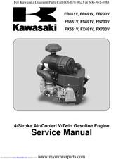 Kawasaki Fr691v Manuals Manualslib