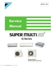 Daikin Inverter Ctxs09gvju Manuals Manualslib