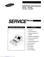 Samsung ER-350 Service Manual