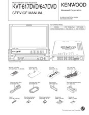 Kenwood Kvt 617Dvd Wiring Diagram from data2.manualslib.com