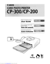 Canon CP-300 User Manual
