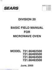 Sears 721 66462500 Manual Pdf