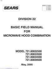 Sears 721 80834500 Manuals Manualslib