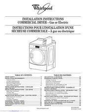 Whirlpool W10184517ASP Installation Instructions Manual