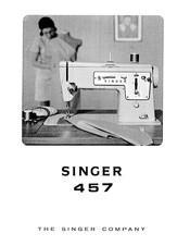 Singer stylist model 457 manual.
