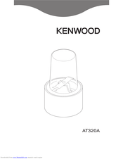Kenwood AT320A Instructions Manual