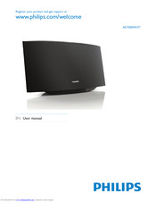 Philips Fidelio AD7000W User Manual