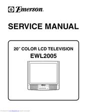 Emerson Ewl2005 Manuals Manualslib