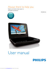 Philips PD9010 User Manual