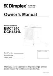 Dimplex Dch4831l Manuals