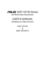 Asus AGP-V2740TV User Manual