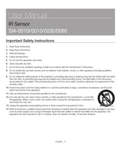 Samsung SIA-0010I User Manual