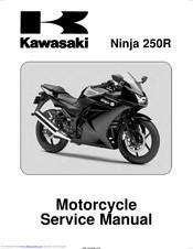 2009 kawasaki ninja 250r owners manual free download