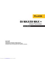 Fluke 59 Max User Manual Pdf Download Manualslib