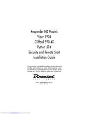 DIRECTED ELECTRONICS VIPER 5904 INSTALLATION MANUAL Pdf Download |  ManualsLibManualsLib