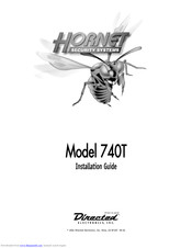 [SCHEMATICS_4NL]  DIRECTED ELECTRONICS HORNET 740T INSTALLATION MANUAL Pdf Download |  ManualsLib | Wiring Diagram Hornet 740t |  | ManualsLib