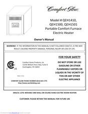 Comfort Glow Qeh1500 Manuals