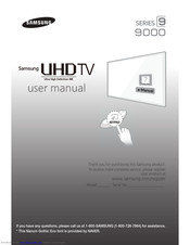 Samsung un78hu9000 User Manual