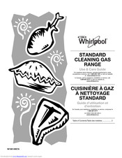 Whirlpool W10614907A Use & Care Manual