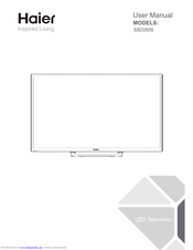 Haier 24D2000 User Manual
