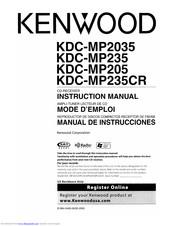 [XOTG_4463]  Kenwood MP235 - KDC Radio / CD Manuals | ManualsLib | Kenwood Kdc Mp235 Wiring Diagram |  | ManualsLib