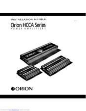 [DIAGRAM_3US]  ORION 2100 INSTALLATION MANUAL Pdf Download   ManualsLib   Orion Hcca 15 Wiring Diagram      ManualsLib