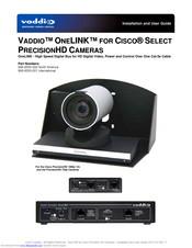 . Vaddio 999-9550-000 OneLINK for TANDBERG Precision HD Cameras