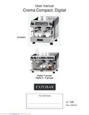 Expobar Crema Compact User Manual Pdf Download