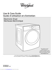 Whirlpool W10596019A Use & Care Manual