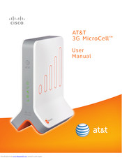 Cisco AT&T 3G MicroCell User Manual