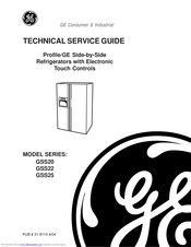 Ge Refrigerator Wiring Diagram Pdf from data2.manualslib.com
