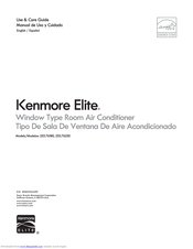 Kenmore 253.76180 Use & Care Manual