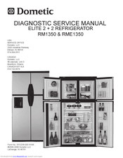 Dometic Rm1350 Diagnostic Service Manual Pdf Download Manualslib
