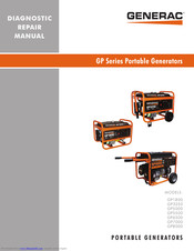 GENERAC POWER SYSTEMS GP1800 REPAIR MANUAL Pdf Download   ManualsLibManualsLib