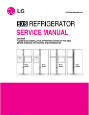 LG GC-B207 Service Manual
