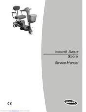 [DIAGRAM_38IU]  INVACARE ELECTRA SERVICE MANUAL Pdf Download | ManualsLib | Invacare Scooter Wiring Diagram |  | ManualsLib