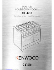 Kenwood CK 404 G Instructions For Use - Installation Advice