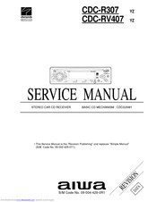 Aiwa CDC-RV407 Service Manual