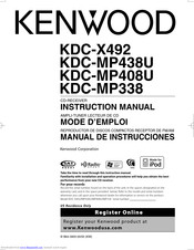 [NRIO_4796]   Kenwood KDC MP338 - Radio / CD Manuals   ManualsLib   Kenwood Kdc Mp338 Wiring Diagram      ManualsLib