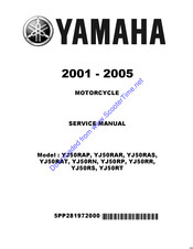 Yamaha VINO YJ50RS Service Manual