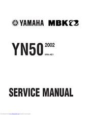 Yamaha Aerox YQ50 post 99 Gurtner Main Jet Size 78