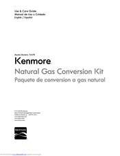 Kenmore 10478 Use & Care Manual