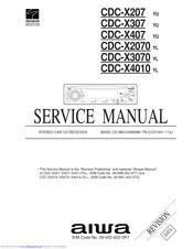 aiwa cdc-x3070 manuals | manualslib  manualslib
